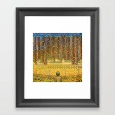 Noah Framed Art Print