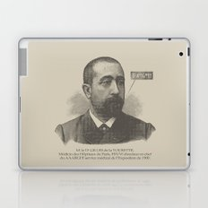 Gilles Laptop & iPad Skin