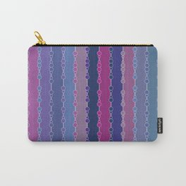 Multi-faceted decorative lines 3 Carry-All Pouch
