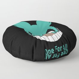 One For All Floor Pillow