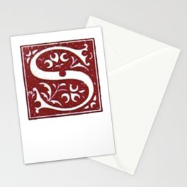 Old letter Stationery Cards