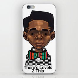 Levels iPhone Skin