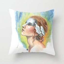 BRIGID Throw Pillow