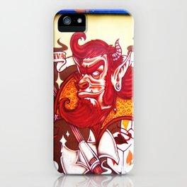 La Flama iPhone Case
