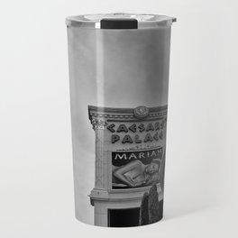 Caesars Palace ,Las Vegas, Sign Travel Mug