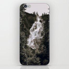 Waterfall III / Canada iPhone Skin