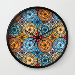 Rosace Wall Clock