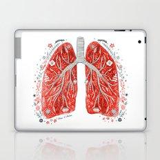 folky lungs Laptop & iPad Skin