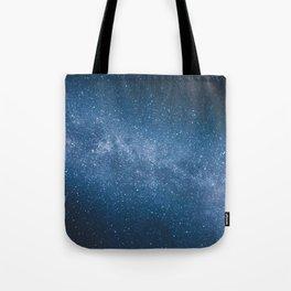 ocean of stars // Austria Tote Bag