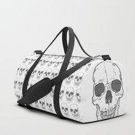 Big Ol' Skull Duffle Bag