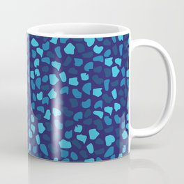 Blue Stones Coffee Mug