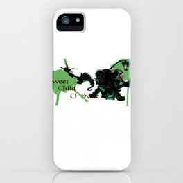 Yorick iPhone Case