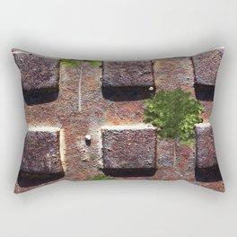 I want green Rectangular Pillow