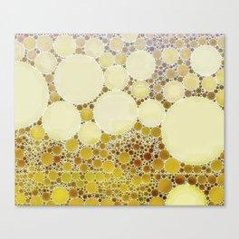 :: Mimosa Morning :: Canvas Print
