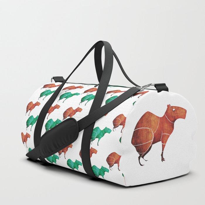 capybara Duffle Bag