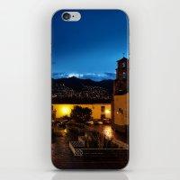 peru iPhone & iPod Skins featuring Cusco, Peru by Blake Burton