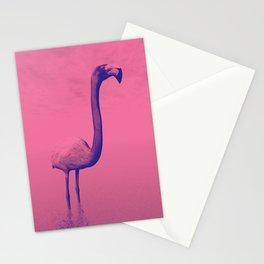 Flamingo Lingo Stationery Cards