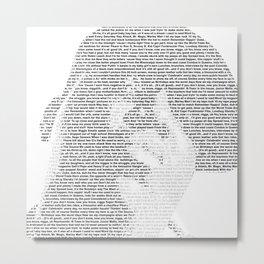 Notorious B.I.G. Metal Print