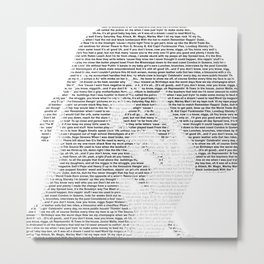 Notorious B.I.G. Metal Print