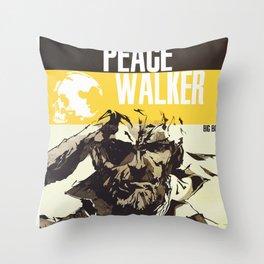 Peace Walker - Metal Gear Throw Pillow