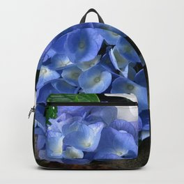 Hydrangea and Gardenias in a Southern Garden Backpack