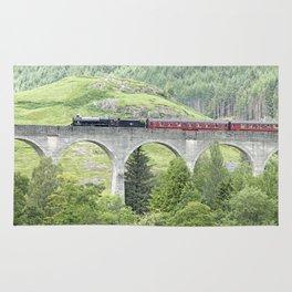 Express to Hogwarts Rug