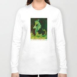 Sea Dragon Long Sleeve T-shirt