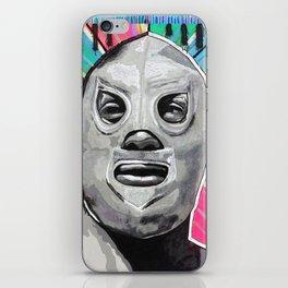 Santo  iPhone Skin
