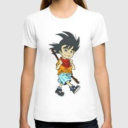 La leyenda del rey mono T-shirt
