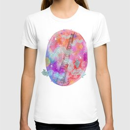 Dreamer's ladder T-shirt