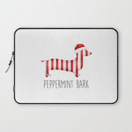 Peppermint Bark Laptop Sleeve