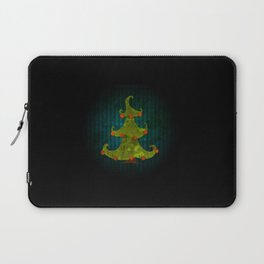 christmas tree Laptop Sleeve