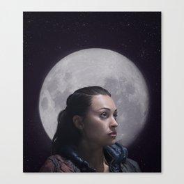 Raven Reyes Canvas Print