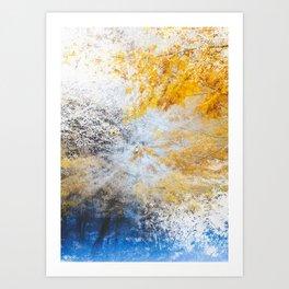 The Splintered Light Art Print