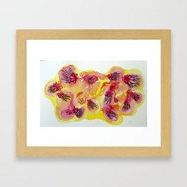 Risin Framed Art Print