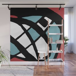 Abstract Painting Design - 2 Wall Mural