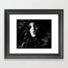 Little Heart Framed Art Print