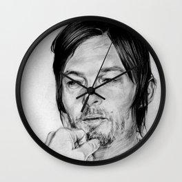 Norman_1 Wall Clock