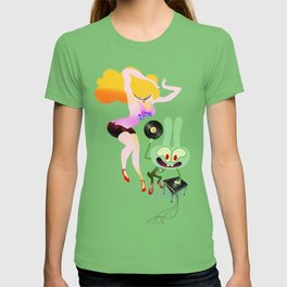 Rabbitanism T-shirt