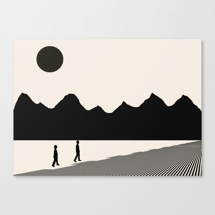 The Adventure Canvas Print