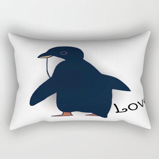 penguin-219 Rectangular Pillow