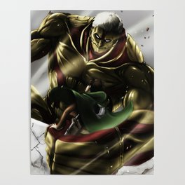 Armored Titan Poster