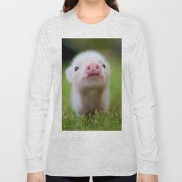 Little Pig Long Sleeve T-shirt