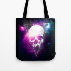 222 Skull Tote Bag