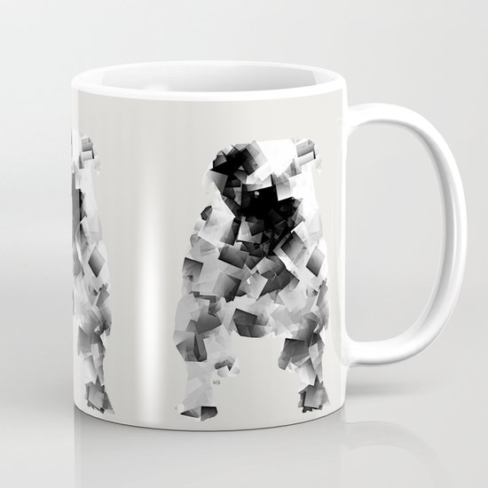 the bulldog  Mug
