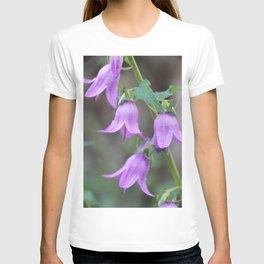 Blue bellflower T-shirt
