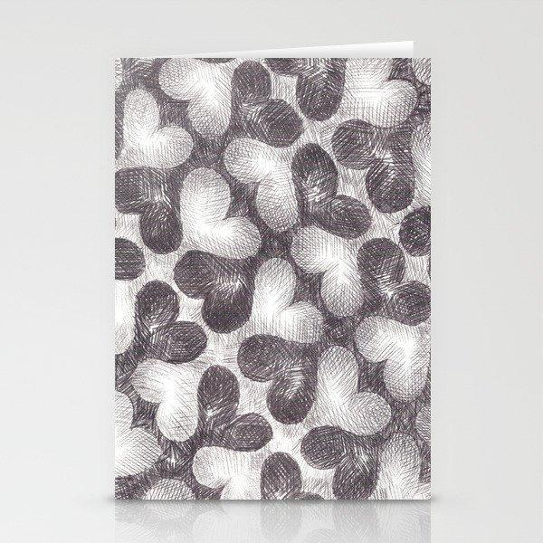 Kera Damo 001 Stationery Cards