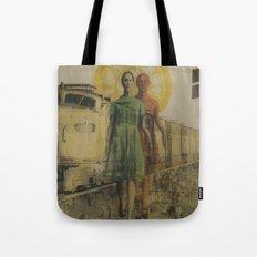 Venus of Rock Island Tote Bag