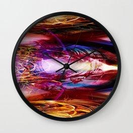 """Retroactive"" Wall Clock"