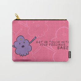 Lumpy Space Princess (LSP) Carry-All Pouch